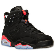 Nike Air Jordan 6 Black Infrared 23 VI Retro