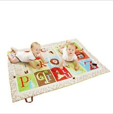Tree Top Friends / Alphabet Zoo /Mega Baby Children Playmat