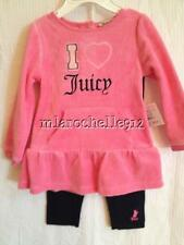 JUICY COUTURE 2PC. LEGGINGS & TOP OUTFIT SET ~ NWT: 68.00 ~ SO ADORABLE !!