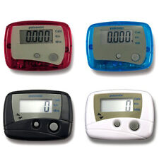 Multifunction Running Fitness Sport LCD Step Counter Clip Electronic Pedometer