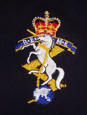 REME - Royal Electrical Mechanical Engineers -Embroidered Sweat Shirts - Colours