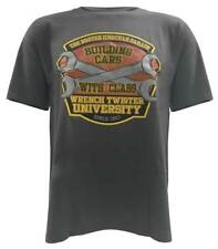 Busted Knuckle Garage Building Cars With Class T-Shirt BK129