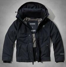 NWT Abercrombie & Fitch Mens Navy All-Season Weather Warrior Jacket, US$160