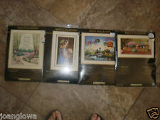 """DIMENSION """"GOLD COLLECTION or BUCILLA  AWESOME NEW COUNTED CROSS STITCH KITS"""