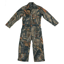 Walls 15125AX9 Youth Boy's Medium Weight Insulated Realtree Camo Coveralls