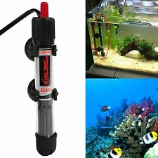 25/50W Adjustable Submersible Water Heater Heating Rod for Aquarium Fish Tank