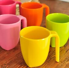 Novelty Candy Color Plastic Travel Bathroom Toothbrush Holder Water Wash Mug Cup