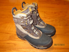 The North Face Slot Waterproof Hydroseal man brown/black  boots shoes Brand New