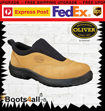 NEW Oliver Work/Casual/Dress Shoes Transport& Logistics Steel Toe/Safety 34615