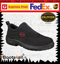 New Oliver Work/Casual/Dress Shoes Transport& Logistics Steel Toe/Safety 34610