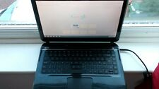 HP Pavillion Dual Core 14-c002sa ChromeBook Google Chrome Laptop in Sharp Black