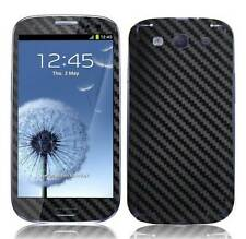3M Di-Noc Carbon Fibre Skin Sticker Wrap Vinyl for Samsung Galaxy S4