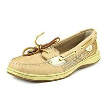 Sperry Top Sider Angelfish Moc Leather Boat Shoes