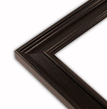 Classic Black Picture Frame-Solid Wood