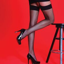 FISHNET STOCKINGS WITH 15% SPANDEX BY SILKY