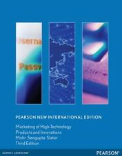 NEW Marketing of High-technology Products and Innovations by Jakki Mohr Paperbac