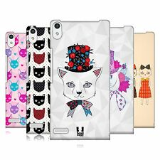 HEAD CASE DESIGNS PRINTED CATS SERIES 1 CASE COVER FOR HUAWEI STREAM S 302HW LTE