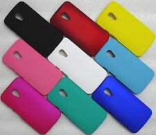 Motorola Moto G2 2nd Gen XT1068 Premium Matte Frosted Hard Back Case Cover