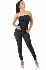 New Tube Denim jumper Women Casual Hot Popular Fashion giti online