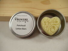 Heart Lotion Bars with Tin- Hostess Gifts- Shower Favors - Wedding Favors