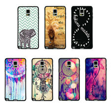 The Lion King Aztec Elephant TPU Bumper Hard Case For Samsung Galaxy Note 2 3 4