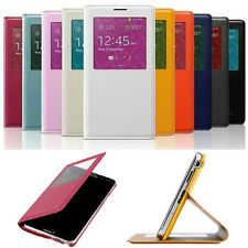 Stand S-VIEW Window LEATHER Case Cover for SAMSUNG GALAXY NOTE 3 III N9000 N9005