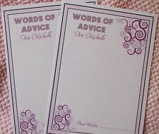 Hen Advice - Memory Cards for Hen Partys - Free envelope, Hen Night Games