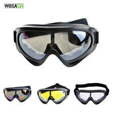 Skiing Cycling Motorcycle Wind Airsoft Bike Road Racing Safety Glasses Goggles