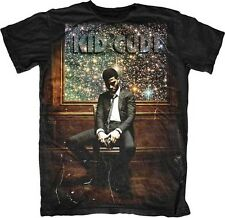 AUTHENTIC KID CUDI SPARKS FIREWORKS HIP HOP DAY N NITE RAP MUSIC T SHIRT S-2XL