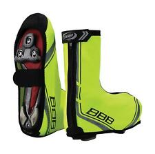 BBB WaterFlex Waterproof Cycling Overshoes Neon Yellow BWS-03