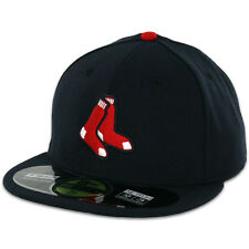 Boston RED SOX ALTERNATE New Era 59FIFTY Fitted Caps MLB AC On Field Hats