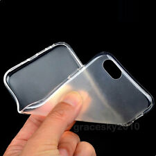 Painted Design Ultrathin Transparent TPU Case Cover for iPhone 5 5s 4 4s 6 New