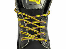 STRONG BOOTLACES 140cm LONG FOR WORK BOOTS LACES FOR SAFETY BOOTS STEEL TOE CAPS