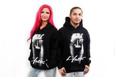 Fuck you Hater Hoodie Pullover Chicago Club Swag Kay Streetwear One Fashion Yolo