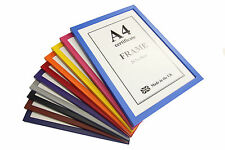 Coloured picture frames 11 colours, lots of sizes