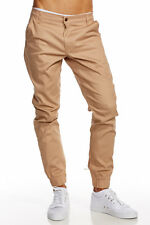 Mens Joggers Solid Skinny fit urban basic Jogger pants Heft brand FREE SHIPPING