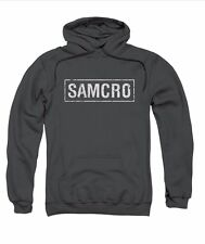 Sons Of Anarchy Samcro Logo Licensed Adult Pullover Hoodie S-3XL