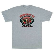 Kansas City Outlaws Property Of XXL T-Shirt - Heather Youth