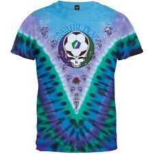 Grateful Dead - Olympic Velodrome Tie Dye Adult Mens T-Shirt