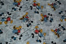 DISNEY FAT QUARTERS, DORA,MICKEY MOUSE,BETTY BOOP,MONSTERS, PLANES,CARS,ALICE