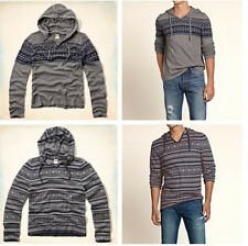 NWT  Hollister by Abercrombie men sweater  M, L, XL