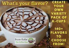Keurig K-cup variety pack-choose flavors you want not what 'they' choose for you