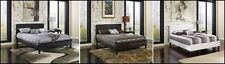 Accent Bedroom Furniture Soho platform bed, Pick color. Queen size. FREE S/H