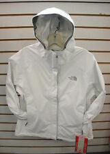 THE NORTH FACE WOMENS VENTURE WATERPROOF JACKET-  WHITE-  S,M,L,XL - NEW