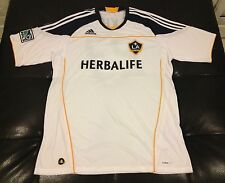 Los Angeles Galaxy Men's Adidas Football Soccer Jersey New Without Tags