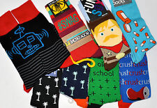 Men's Socks 1 Pair Novelty Crew Themed Patterned Fun Colorful Sport Gift Sox New
