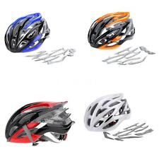 Adjustable Men Adult Street EPS Bike Bicycle Road Cycling Safety Helmet 26 Vents