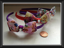 Girl's Headband (Tangled, Tinkerbell & One Direction) (Hand made)