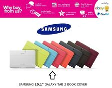 """10.1"""" Samsung Galaxy Tab 2 Tablet Multi Angle Flip Book Case Screen Cover Stand"""