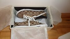 Coach C-Logo Suzzy Sneakers - 100% Authentic - NIB - LAST OF INVENTORY!!